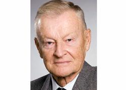 Zbiqnev Bjezinski 89 yaşında vəfat etdi