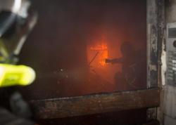 Fransada ermənilər yanaraq öldülər - VİDEO