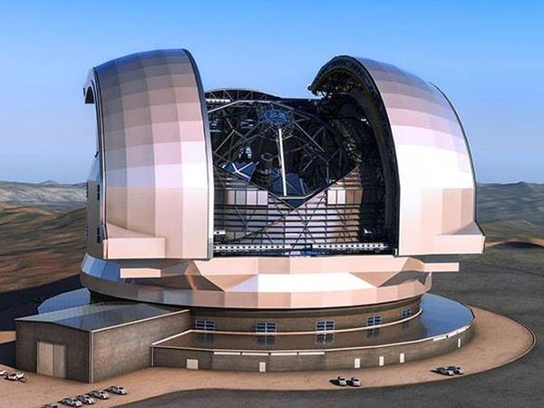 Dünyanın ən böyük teleskopu hazırlanır