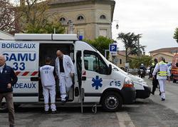 Fransada avtobus qəzası: 10 yaralı