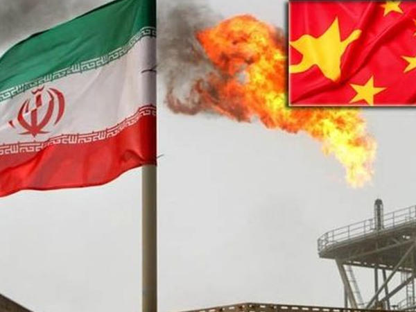 Çin İrana qarşı sanksiya tətbiq edib