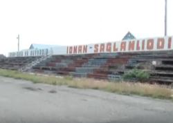 Mərkəzi stadion bərbad durumdadır - VİDEO