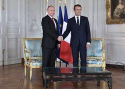 Makron Putinlə görüşdü - YENİLƏNİB - FOTO