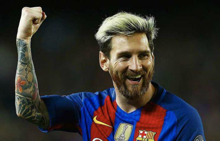 Messi dördüncü dəfə