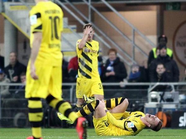 Alman futbolçu 6 aylıq sıradan çıxdı