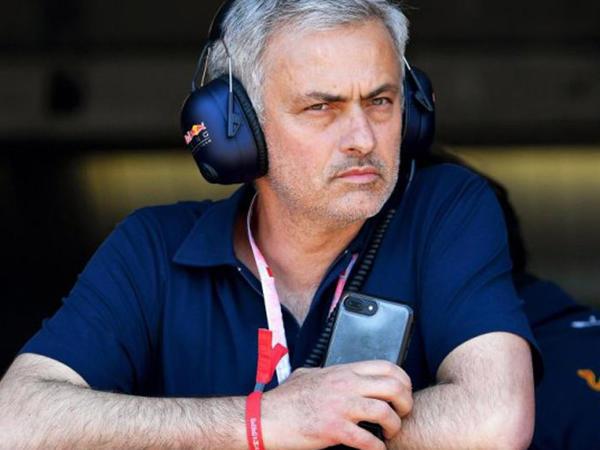 Mourinyo futbolu Formula1-ə dəyişdi