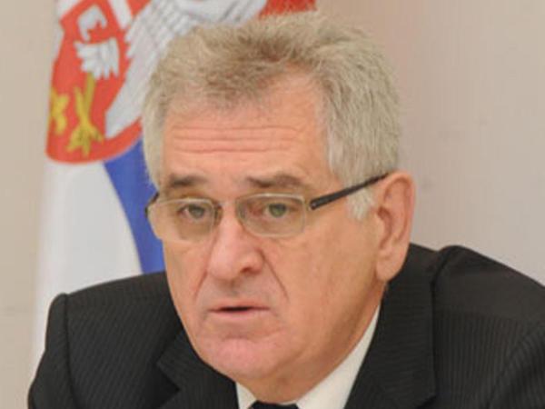 Serbiya Prezidenti Azərbaycan səfirini mükafatlandırdı