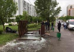 """Moskvada qasırğa: 14 nəfər öldü, <span class=""""color_red"""">150 nəfər xəstəxanalara yerləşdirildi - YENİLƏNİB</span>"""
