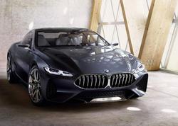 BMW-dən yeni 8-Series - FOTO