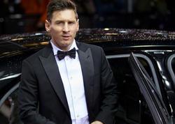 Messi 30 yaşında