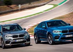 BMW Х5 və Х6 modellərini geri çağırır