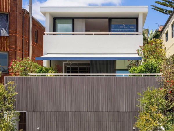 Sidney çimərliyində ev - FOTO