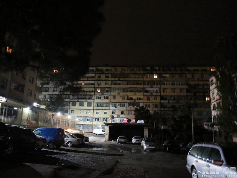 ATU-nun tələbəsi 4-cü mərtəbədən yıxılıb öldü - FOTO