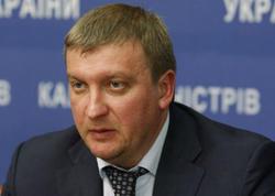 Ukraynanın ədliyyə naziri Azərbaycana ilk dəfə rəsmi səfərə gəlir