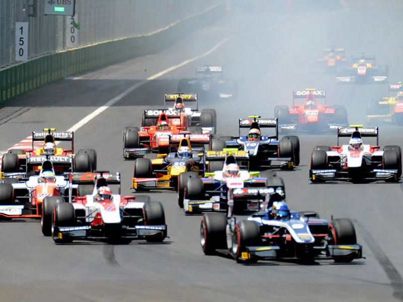 Bakıda Formula 1 yarışına hazırlıq işləri başa çatır
