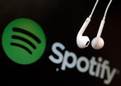 """""""Spotify""""nin istifadəçi bazası 140 milyon nəfəri keçdi"""