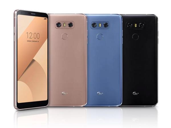 LG G6+ smartfonu təqdim olundu