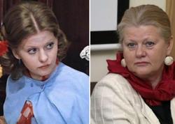 """""""Moskva göz yaşlarına inanmır"""" filminin aktyorları 38 il sonra - FOTO"""