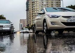 Sürücülərin NƏZƏRİNƏ: Avtomobilinizin içinə su dola bilər! - VİDEO