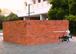 Dronlar divar arxasındakı obyektləri çəkəcək