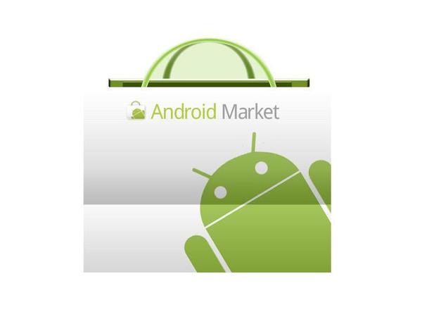 """""""Android Market""""in sonu çatır"""