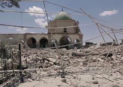İŞİD-in partlatdığı məscid bu haldadır - VİDEO - FOTO