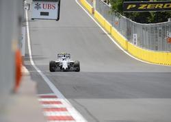 Formula 1 pilotlarının birinci sərbəst yürüşü başladı