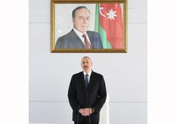 """Azərbaycan Prezidenti: """"Ermənistana qarşı çoxdan beynəlxalq sanksiyalar tətbiq olunmalı idi"""""""