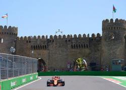 Formula 1 pilotlarının sınaq yürüşü FOTOlarda