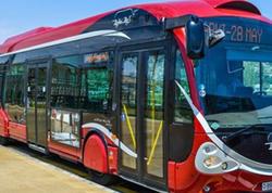 Bakıda üç avtobus marşrutu üçün sınaq rejimi tətbiq edilir - SXEM