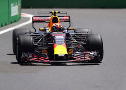 Formula 1 pilotlarının ikinci sərbəst yürüşü başladı