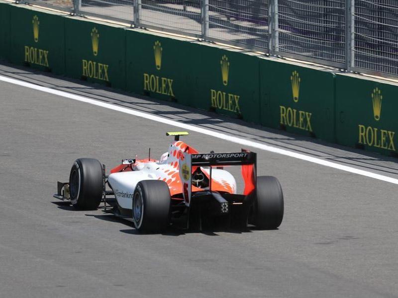 Formula 2: Sərbəst yürüşlərdə ən yaxşı pilotlar məlum oldu