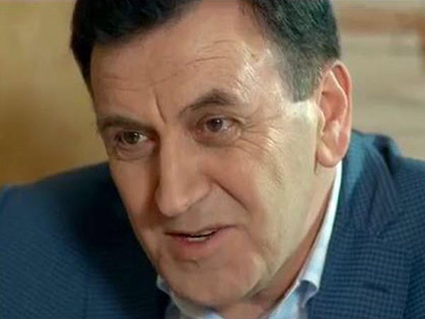 """Azərbaycanlı aktyor: """"Mətanət çəkiliş meydançasında  hönkürüb ağladı"""" - FOTO"""