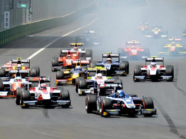 Formula 1 - Azərbaycan Qran-Prisi başlayır