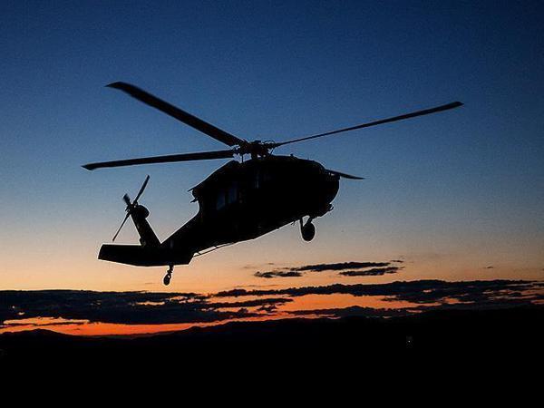 İtaliyada Polşaya məxsus helikopter qəzaya uğrayıb
