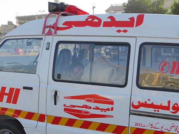 """Pakistanda PARTLAYIŞ: 4-ü polis olmaqla 11 nəfər öldü, <span class=""""color_red"""">9 yaralı var - YENİLƏNİB </span>"""