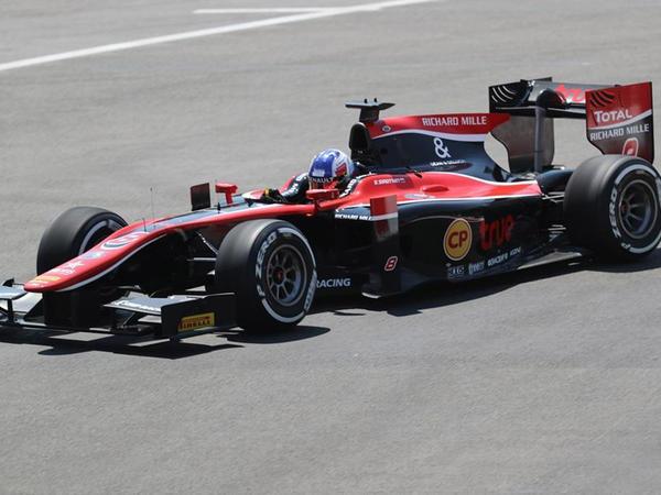 Bakıda Formula-2 yarışlarına start verildi - FOTO