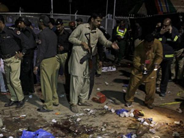 Pakistanın şimal-qərbində partlayışlarda ölənlərin sayı 25-ə çatıb