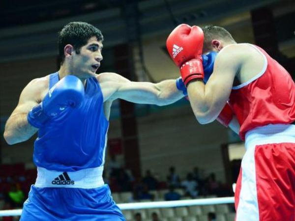 Olimpiya mükafatçımız finala vəsiqə qazanıb