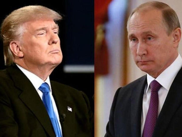"""Ağ Ev: """"Trampla Putinin Hamburqda görüşəcəyi istisna edilmir"""""""