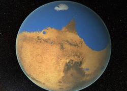 İnsanların üz tutacağı Marsın yeni sirləri