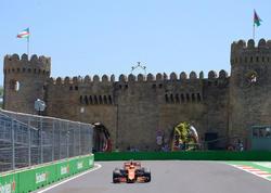 Formula 1 - Azərbaycan Qran-Prisinin ikinci gününə start verilir