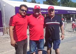 """İranlı azarkeş: """"Azərbaycan Formula 1 yarışını yüksək səviyyədə təşkil edib"""""""
