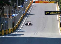 Formula 1-də pilotların üçüncü sərbəst yürüşü - FOTO
