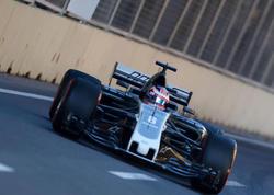 Formula 1 pilotlarının təsnifat mərhələsindən FOTOSESSİYA