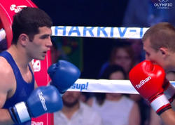 Kamran Şahsuvarlı Avropa çempionatını gümüş medalla bitirdı - FOTO