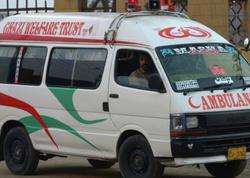 Pakistanda partlayışlarda həlak olanların sayı 85 nəfərə çatıb