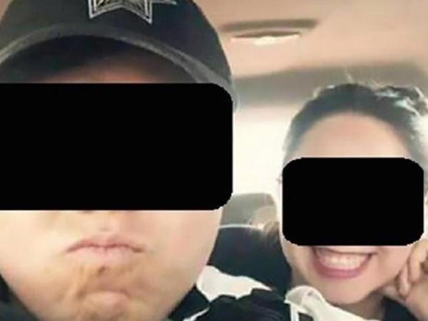 Polis qızla əlaqədə olduğu VİDEOsunu internetdə yaydı - FOTO