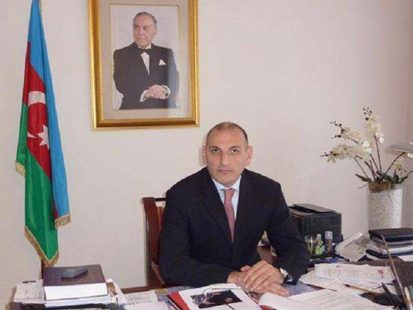 Elçin Əmirbəyov Birinci vitse-prezidentin köməkçisi təyin edildi