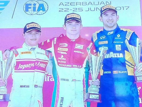 Formula 2 üzrə birinci yarışın qalibi məlum oldu - YENİLƏNİB